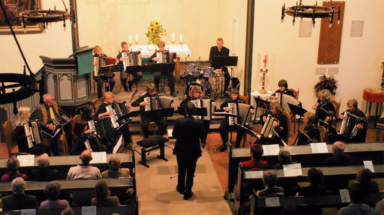 Akkordeon- und Badonion-Orchester Neumünster