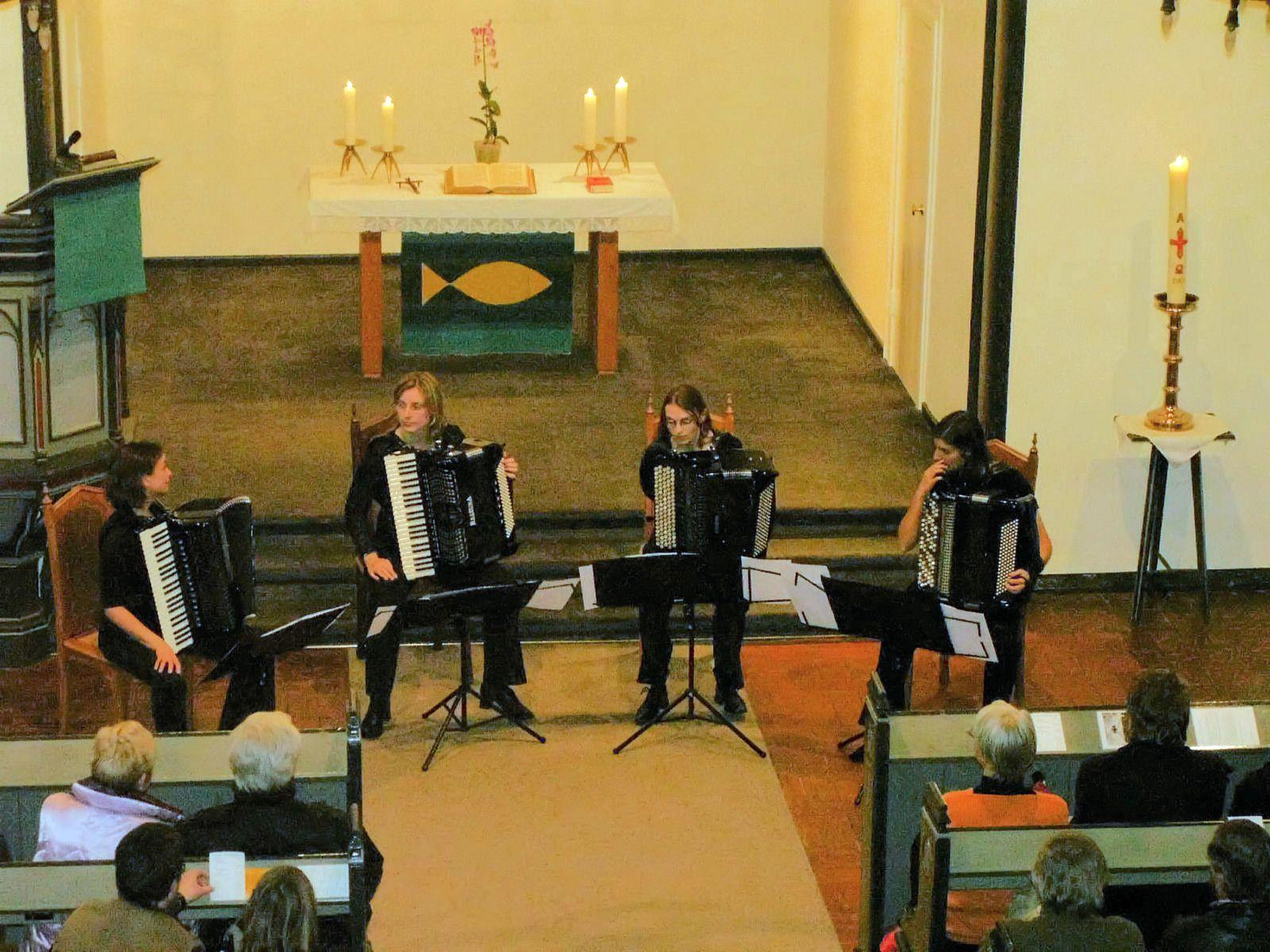 Berliner Akkordeon Quartett