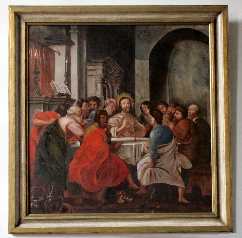 Abendmahl-Gemälde