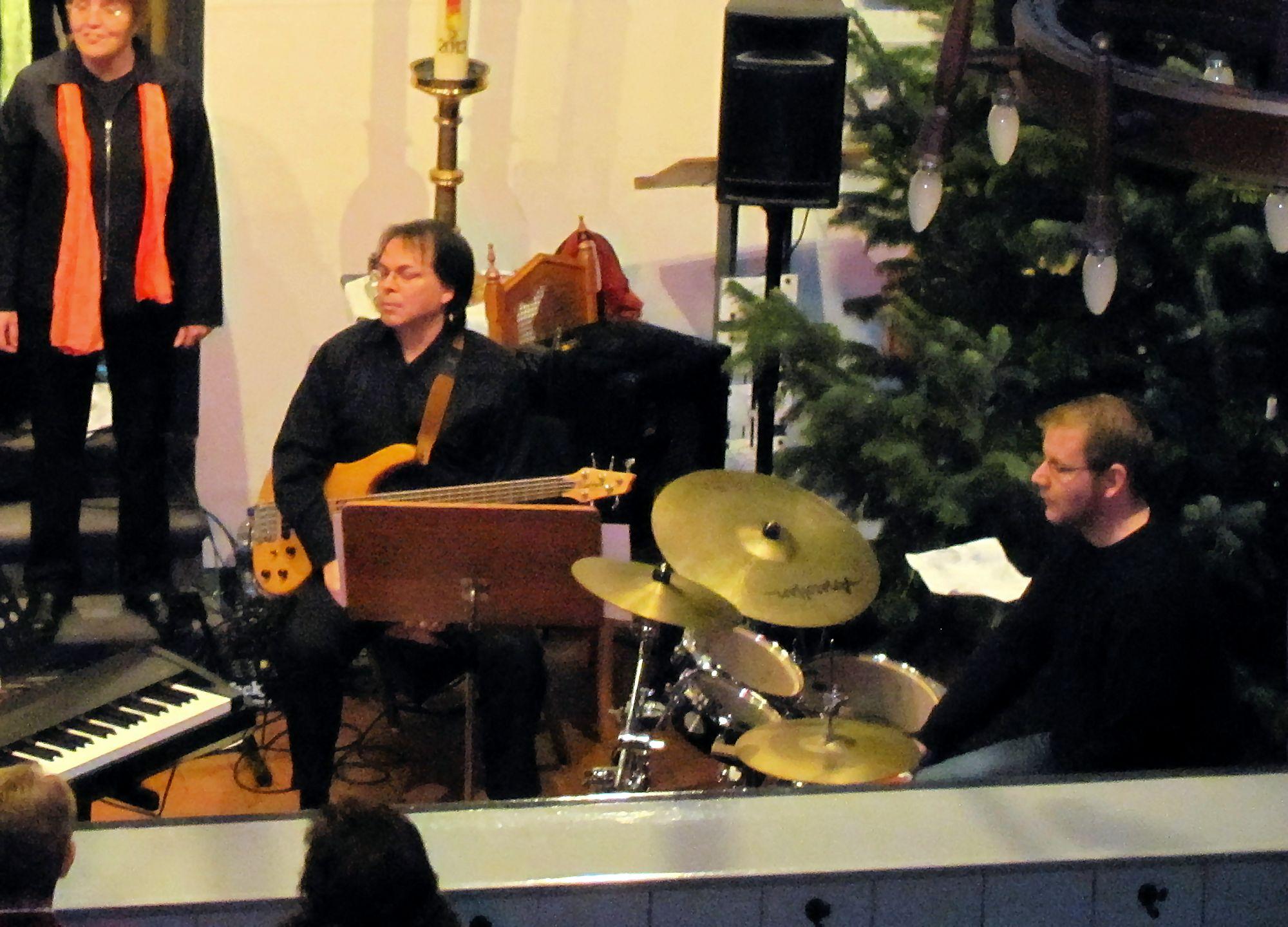 Black Swans Musiker