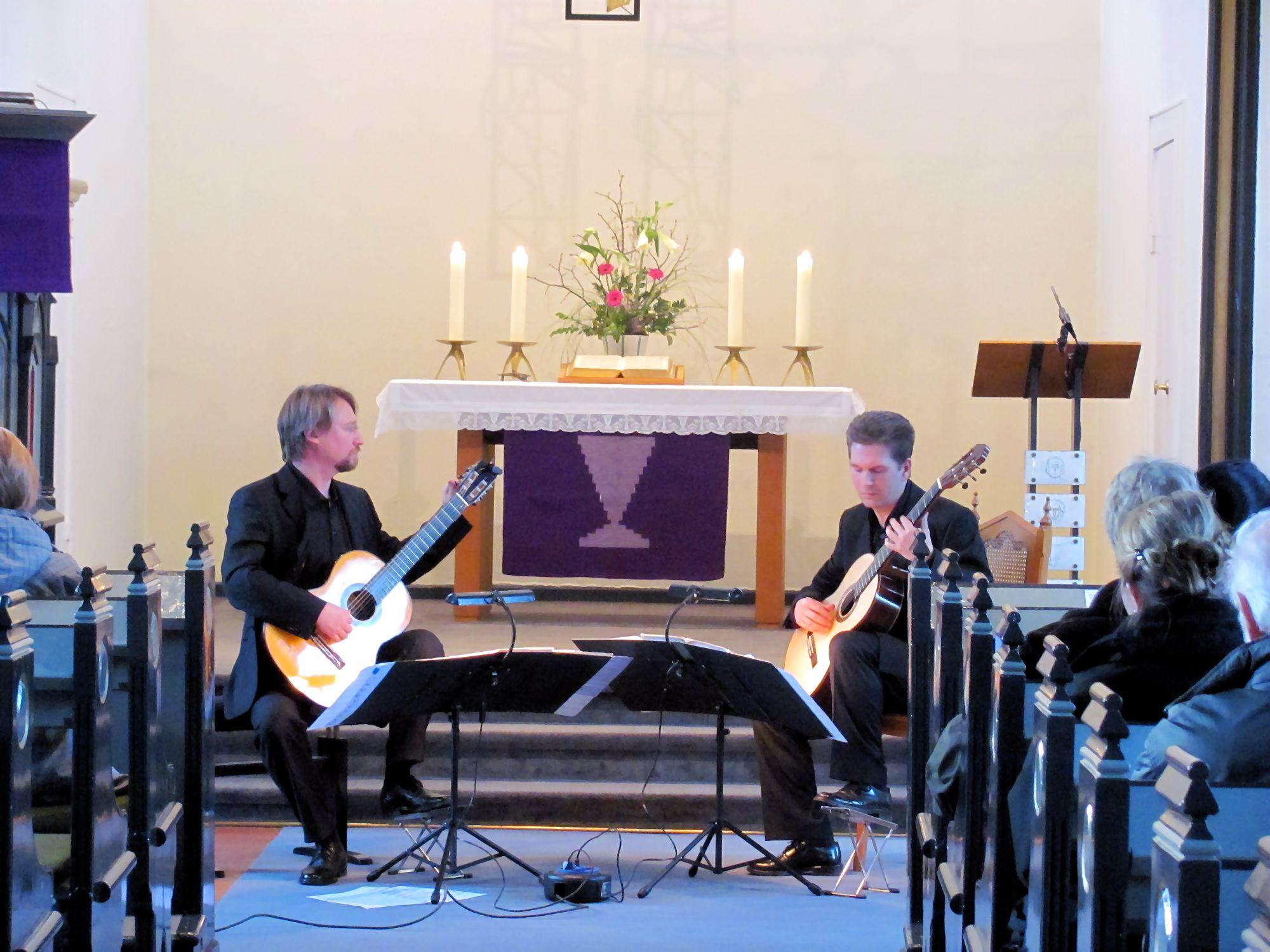 Bremer Gitarrenduo - Frank Ahrens, Oliver Eidam