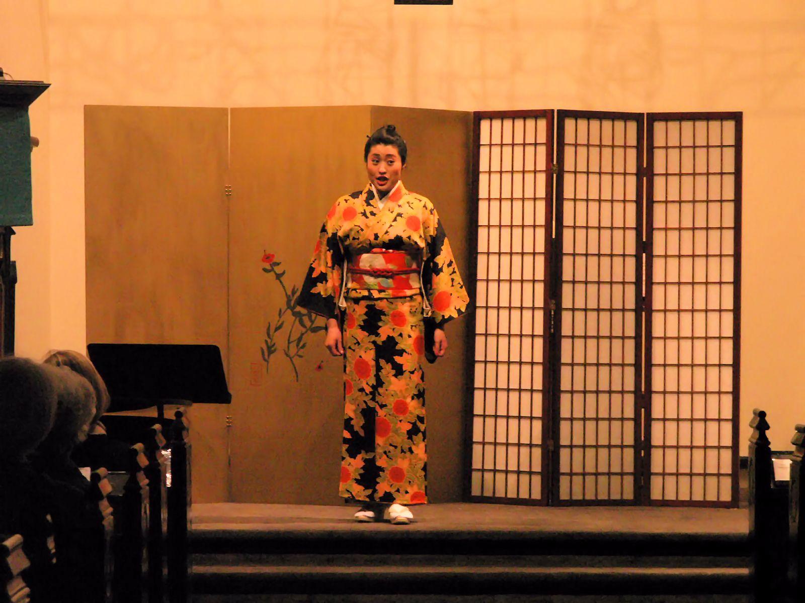 Chiharu Sato (Sopran)