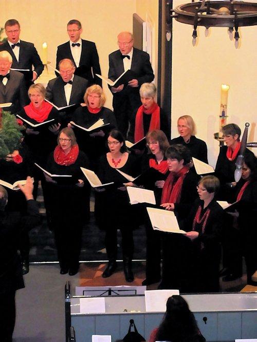 Collegium Vocale Dänischer Wohld
