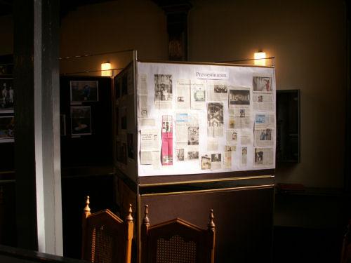 Ausstellung 10 Jahre Interessengemeinschaft