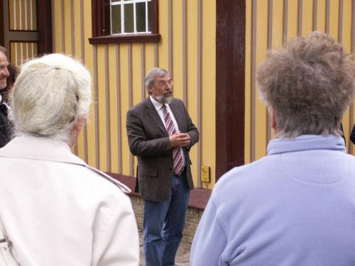 Landtagsabgeordneter Rolf Fischer
