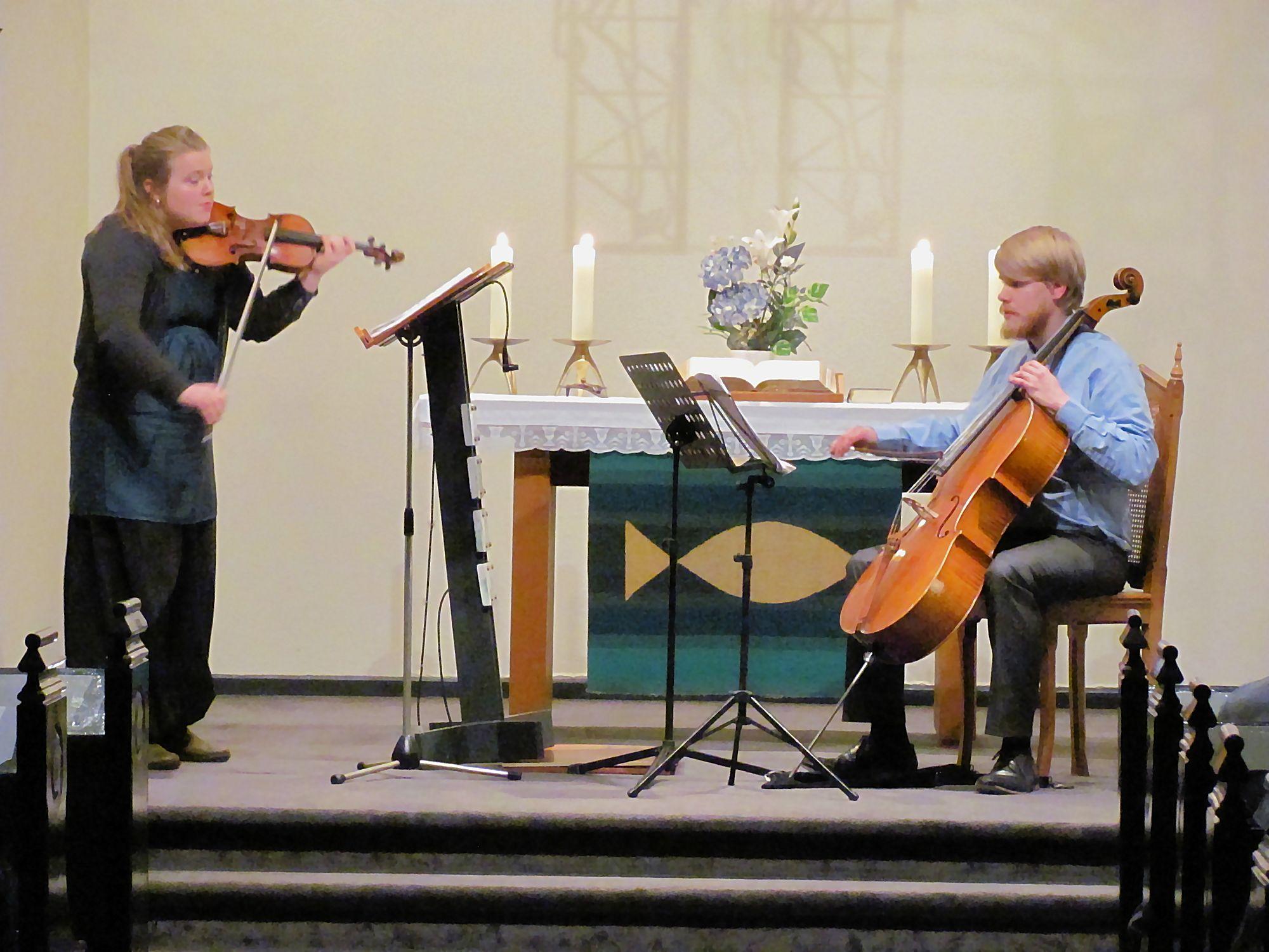 Duo Feu (Soila Häkkinen & Jarkko Launonen)