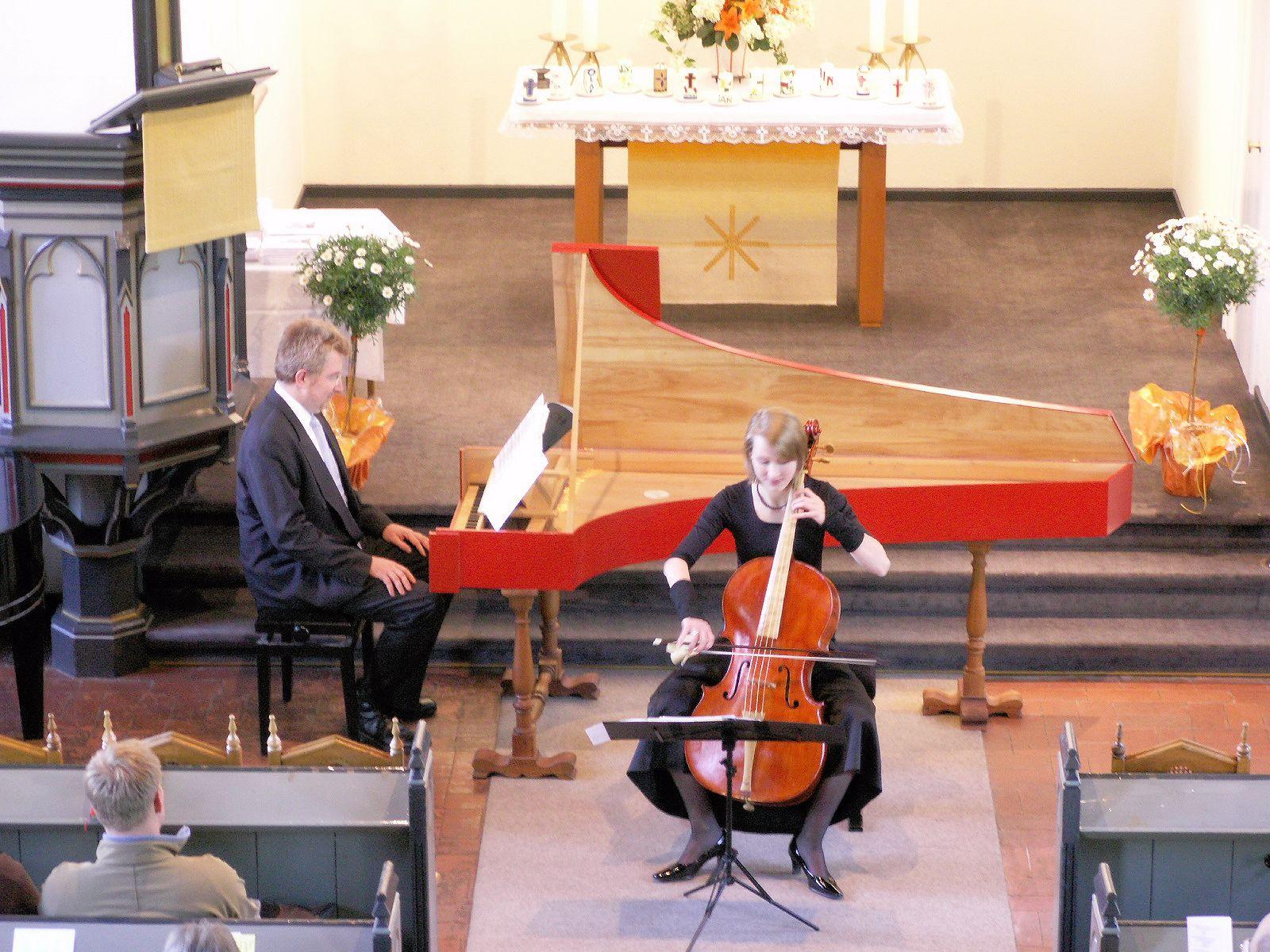 Cello & Cembalo