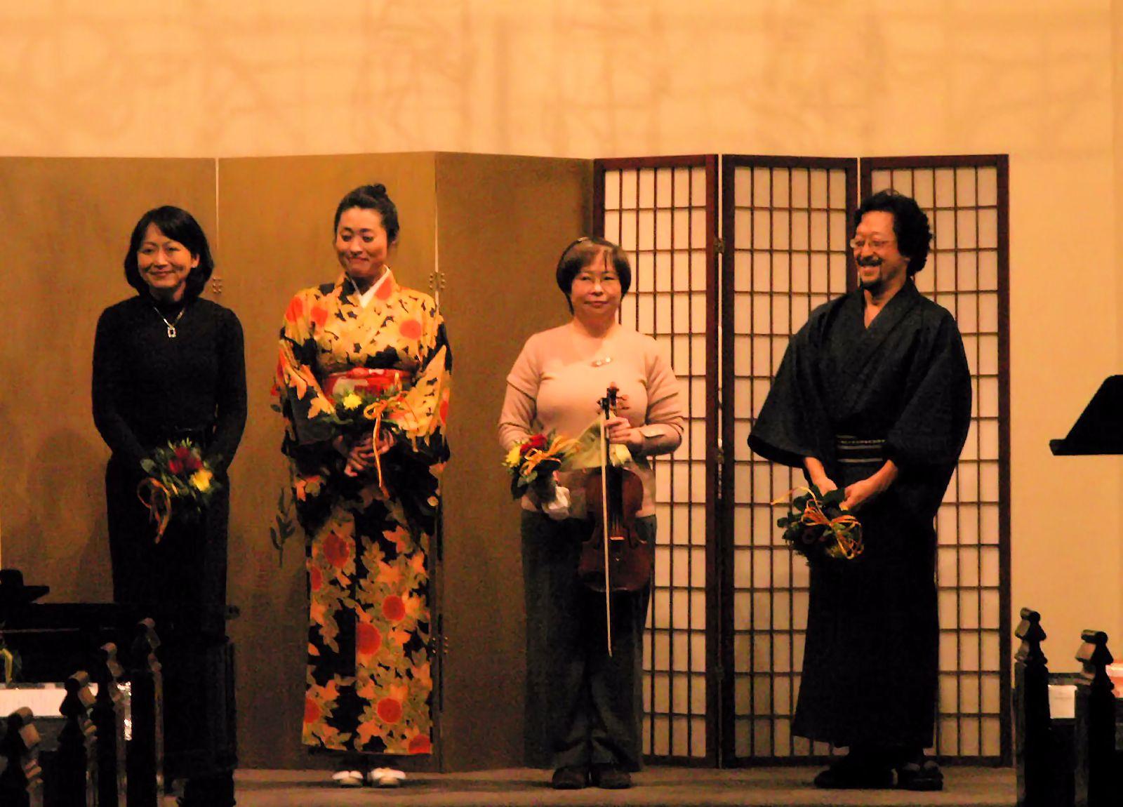 Yuko Umino - Chiharu Sato - Eri Ishidori - Shuichi Umino