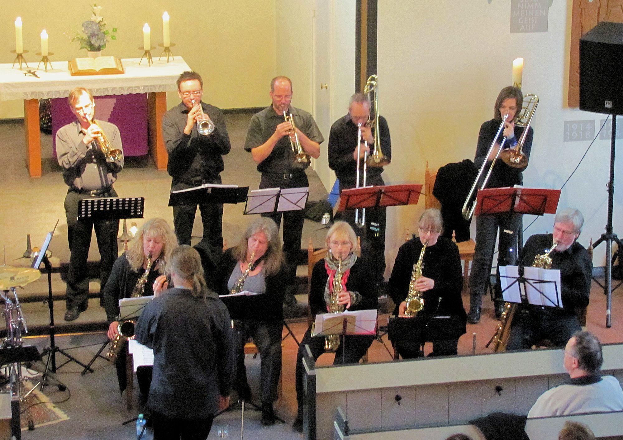 Bigband 'Jazzline'