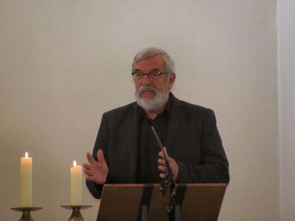 Rolf Fischer, Gesellschaft für Kieler Stadtgeschichte e.V.
