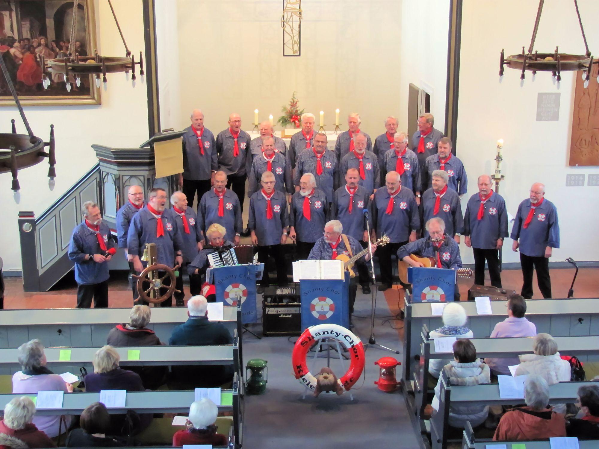 Shanty-Chor Kieler Förde