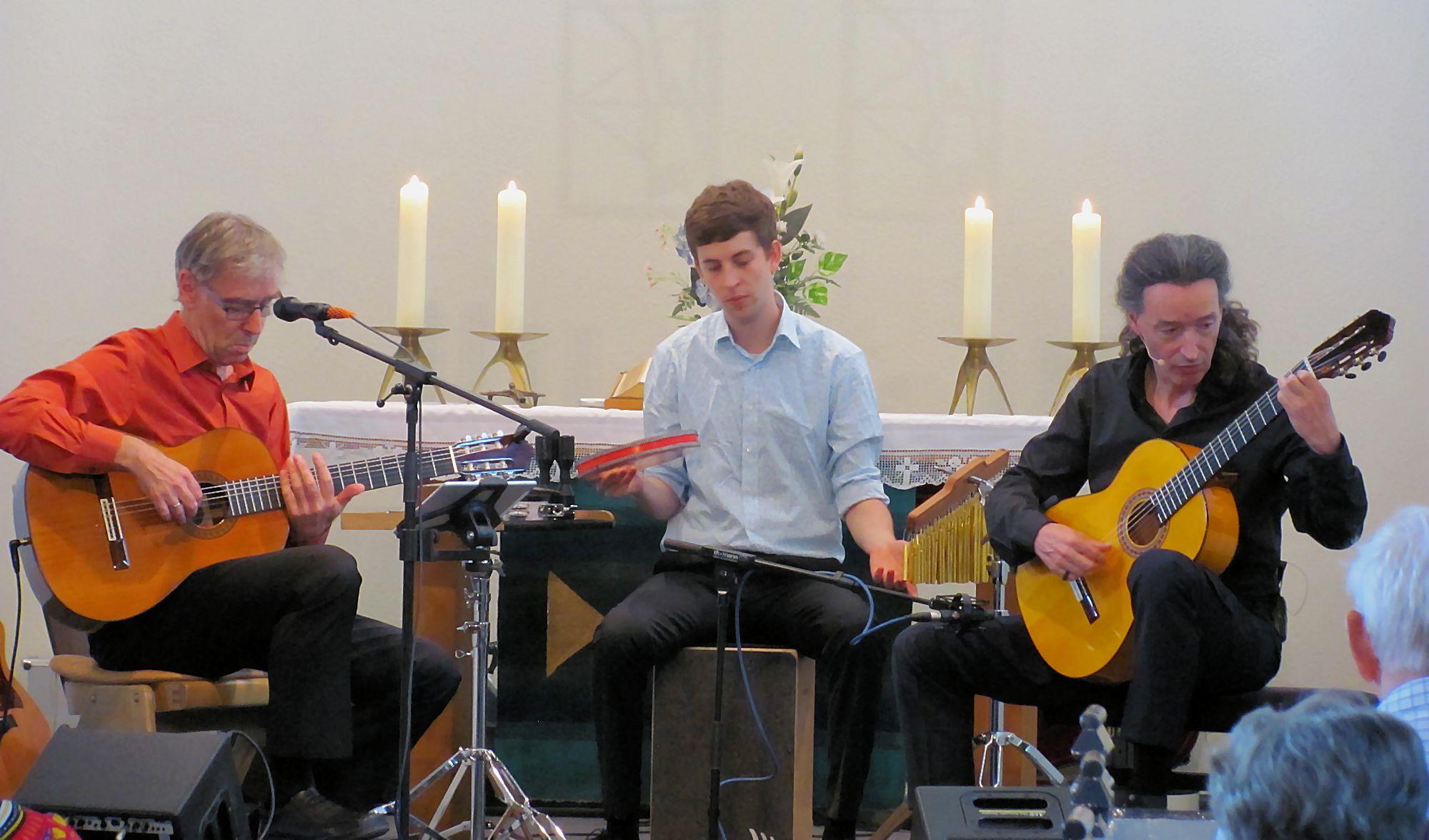 Popp-Art-Trio