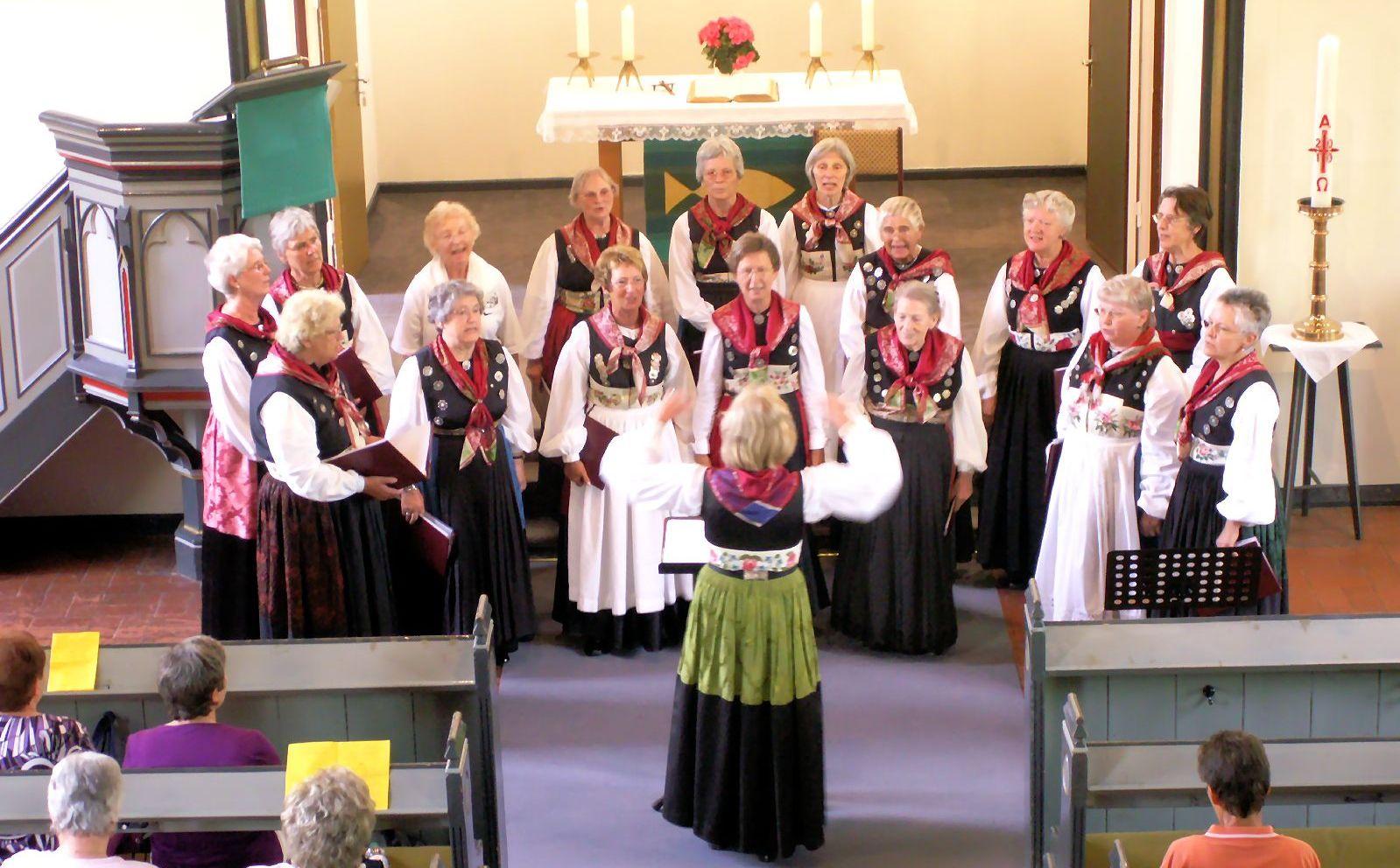 Probsteier Landfrauenchor von 1985