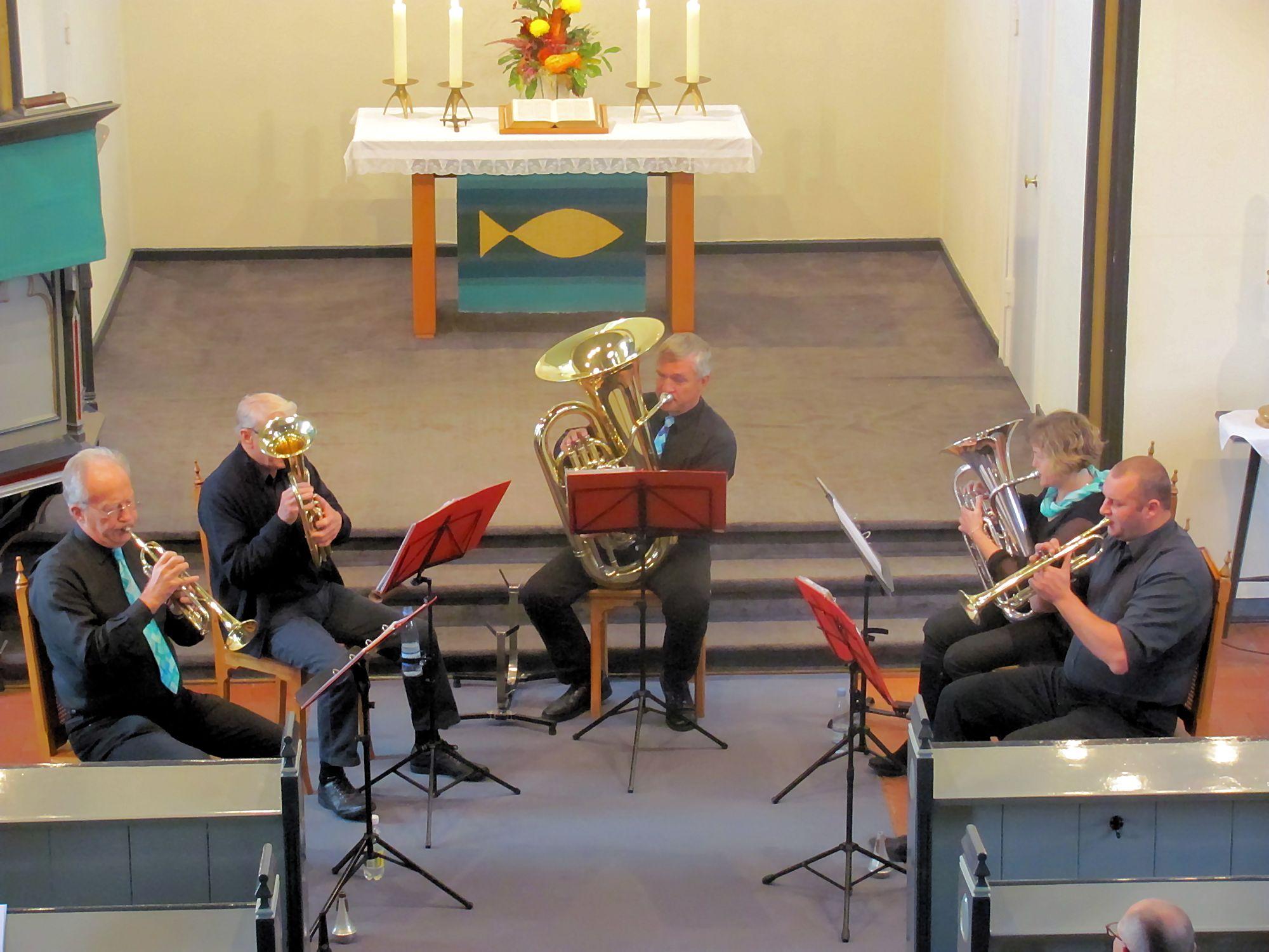 Ringkøbing Brass-Quintett