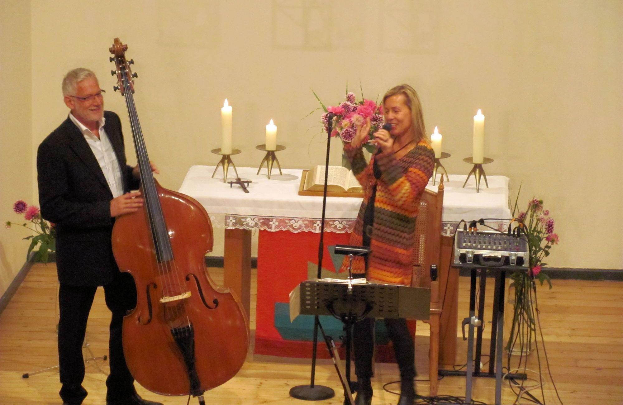 Susan Feel Good (Susanna Trinkaus & Bernhard Rosendahl)