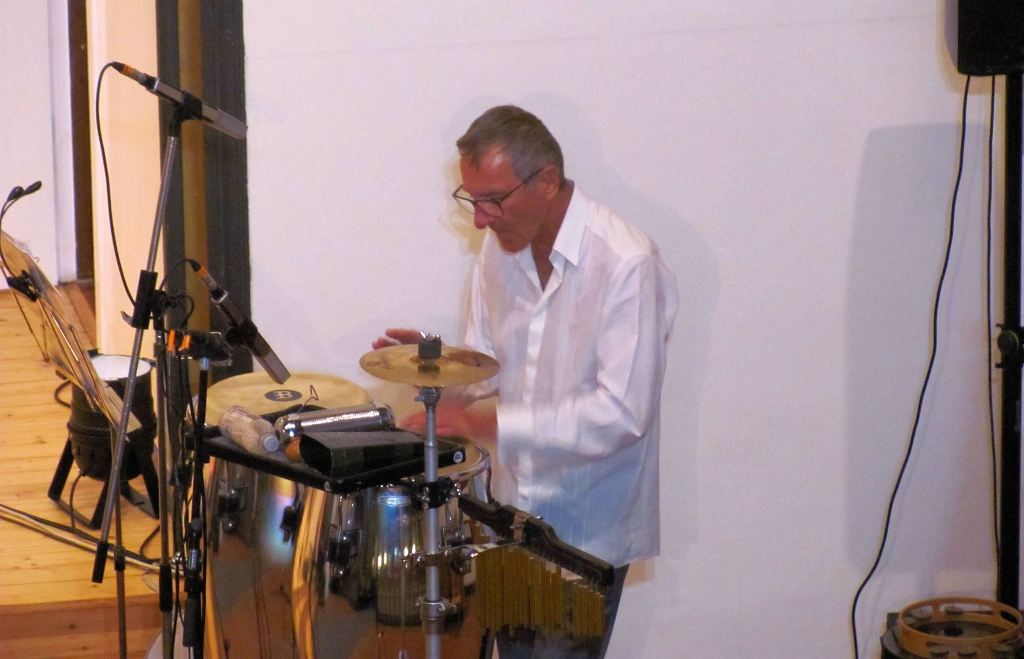 Roland Fell (Percussion)