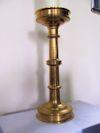 Vorschaubild Bronzeleuchter